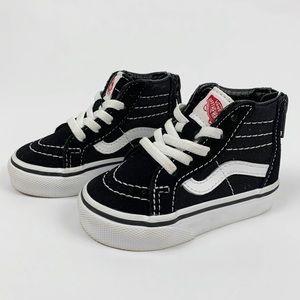 VANS Ward Hi Kids Girls High Top Shoes Sneakers